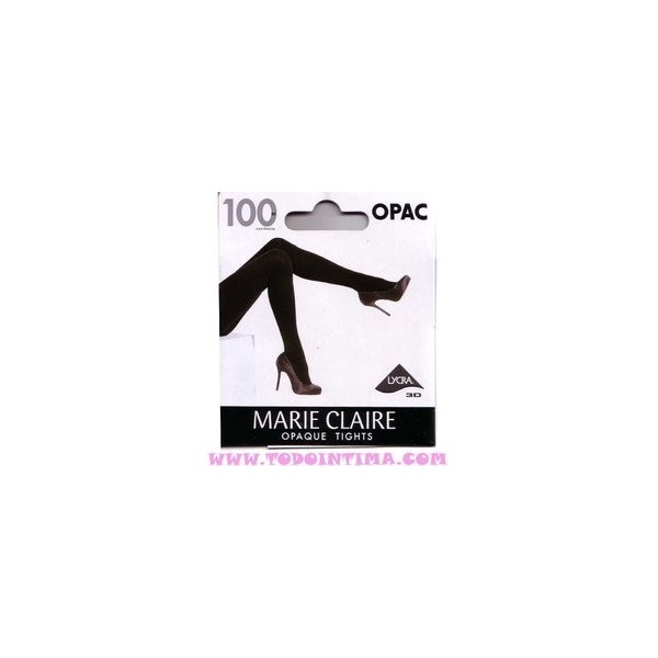 Panty opaco  Marie Claire 4805