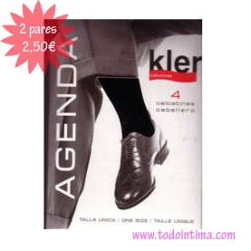 Pack 2 pair men´s socks Kler