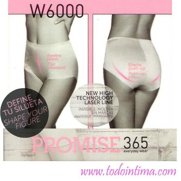 Braga -faja moldeadora Promise W6000