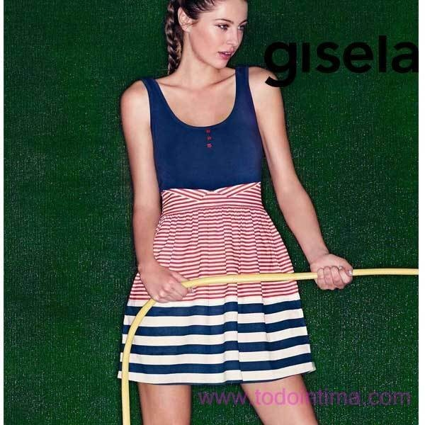 Vestido Gisela 2135