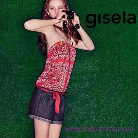 Gisela monoshort 2139