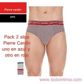 Pack 2 slips Pierre Cardin style 3939