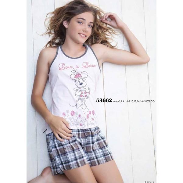 Disney Pajama Style 53662