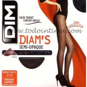 Tights Semi-Opaque Dim Style 1142