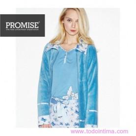 Pijama 3 piezas Promise 7034
