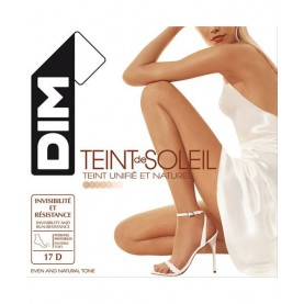 Tights Teint de soleil DIM Style 1184
