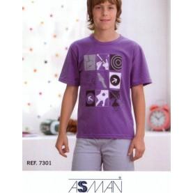 Assman Pajama Style 7301