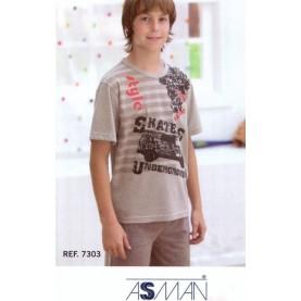 Assman Pajama Style 7303
