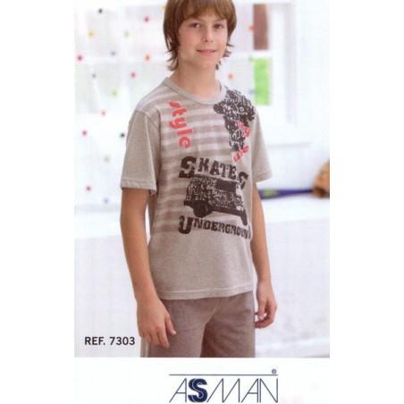 Pijama Assman Ref 7303