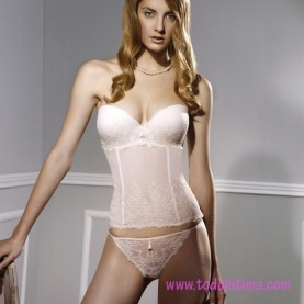 Corselette doble push-up Ivette 6843 Victoria