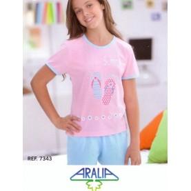 Pijama Aralia Ref. 7343