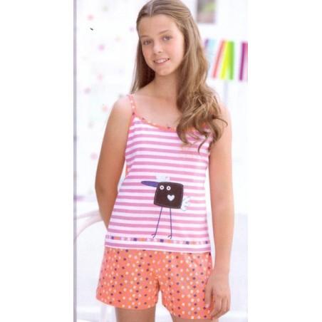 Pijama niña Aralia Ref. 7346
