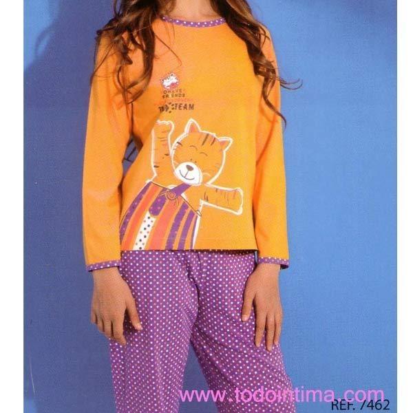 Pijama niña Even ref. 7462