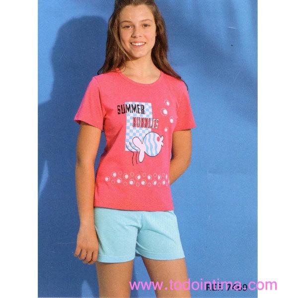 Pijama niña Even ref. 7469