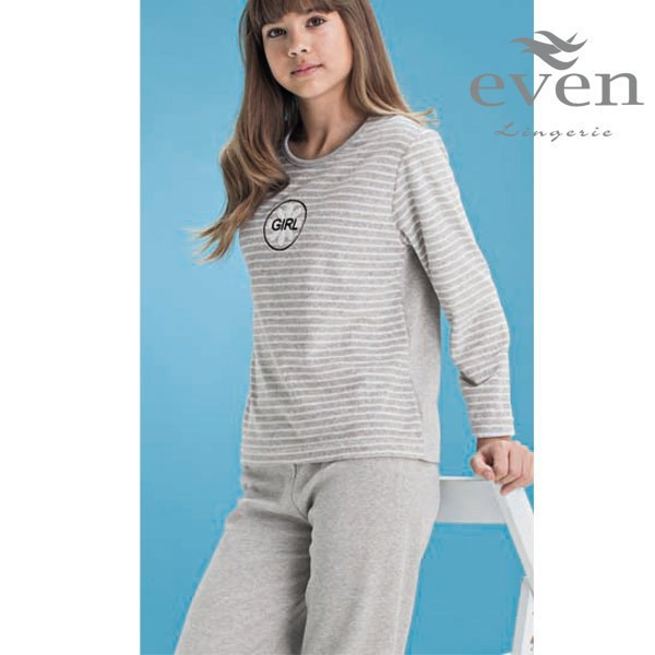 Pijama Even niña 7489