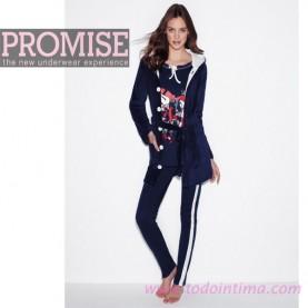 Pijama 3 piezas Promise 8133