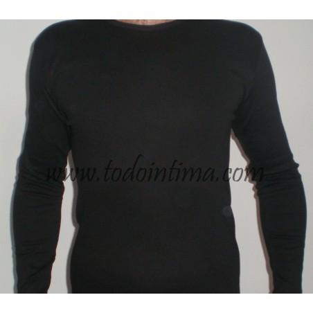 Camiseta caballero punto inglés 128