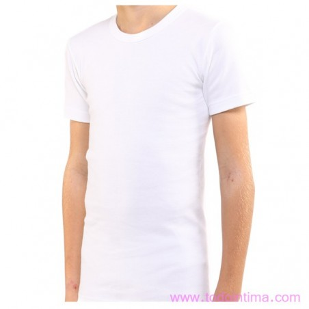 Camiseta niño algodón 3292