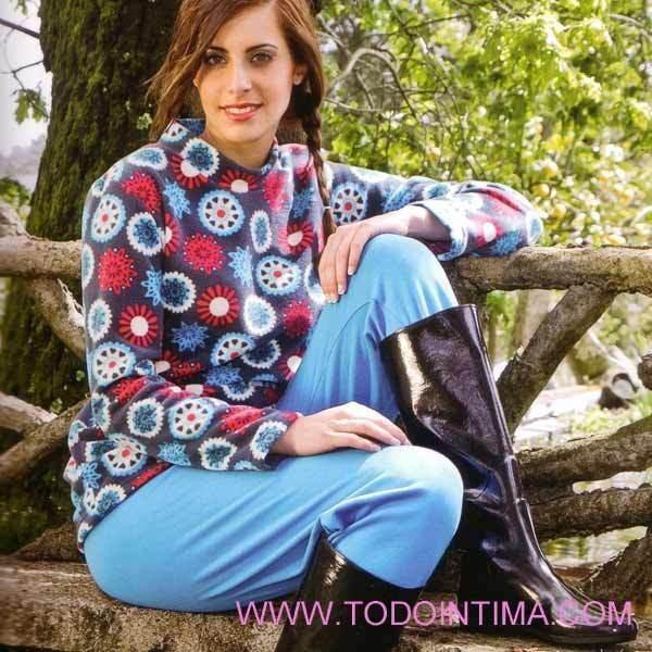 Pijama Belty 61101