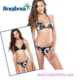 Reversible Bora bora Bikini style Nidei