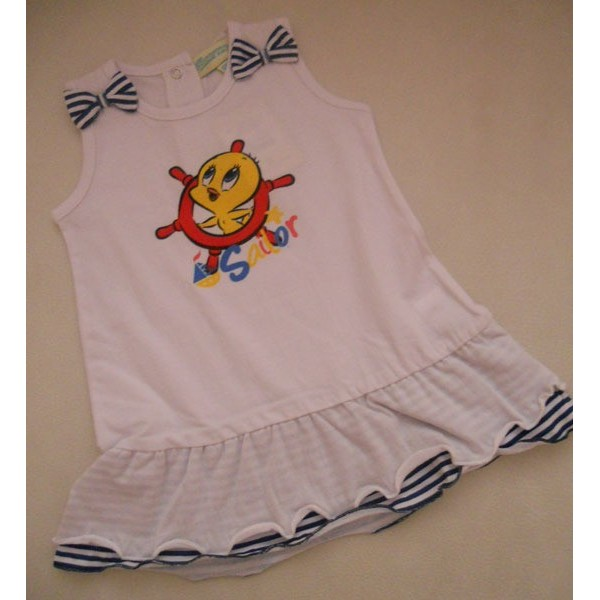 Looney Tuness baby dress Style 6636