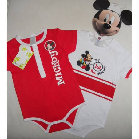 PACK 2 BODY Disney REF.A02130