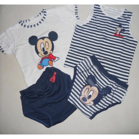 PACK PELELE 4 PIEZAS Disney REF. CO2143