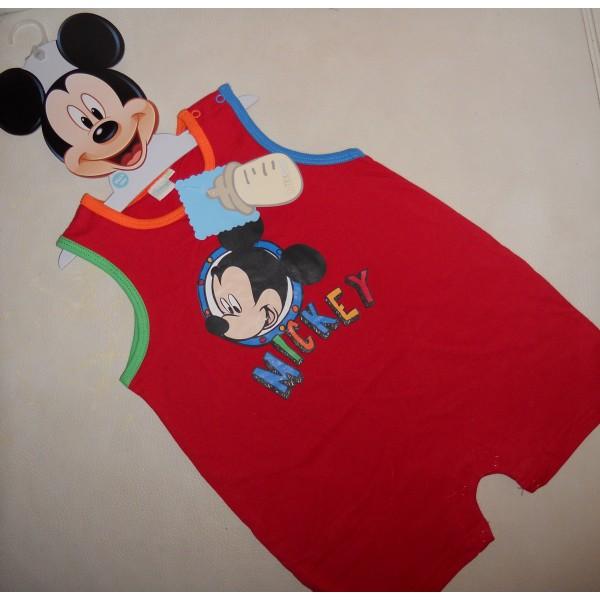 PELELE Disney NIÑO REF. CO2150 ROJO