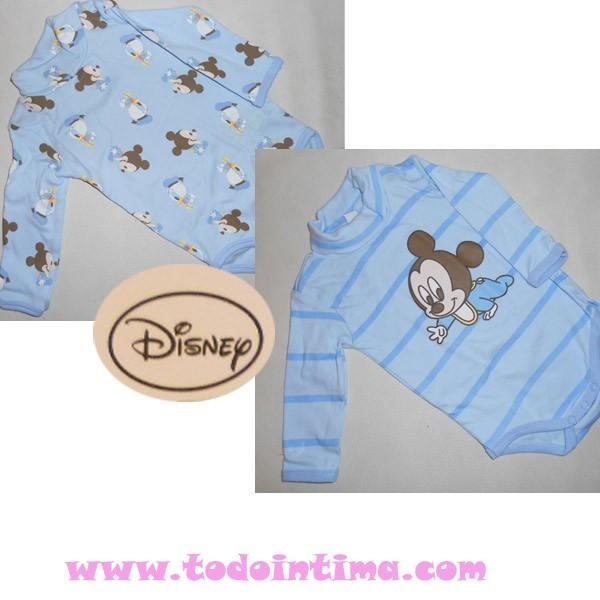 Pack 2 body boy Disney