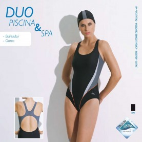 SWIMSUIT FOR SWIMMING OF MARIE CLAIRE STYLE 54678