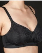 Bras without wire